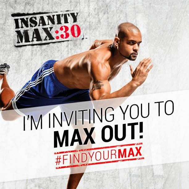 what is insanity max 30